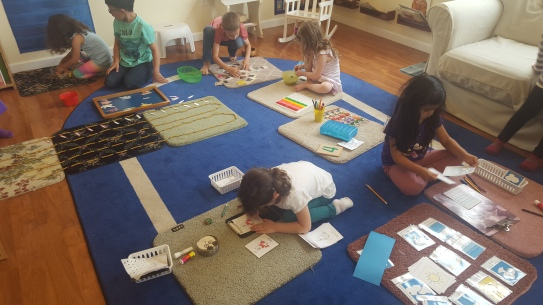 montessori-in-action