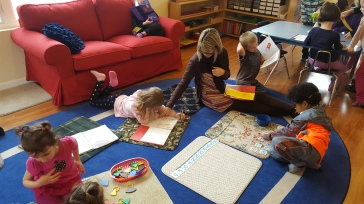 Multi task teaching